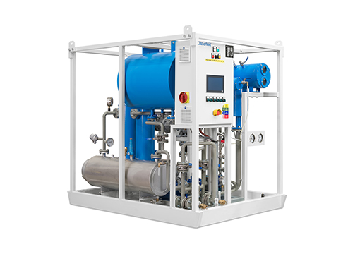Cable oil treatment plant - CABOIL