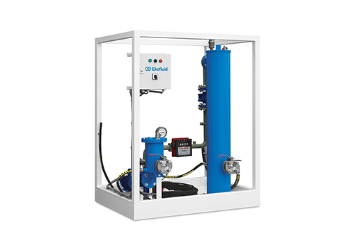 Transformer oil filtration equipment - FLOWOIL