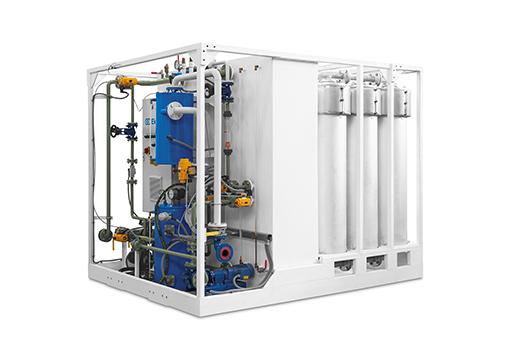 Transformer Oil regeneration module - REOIL M