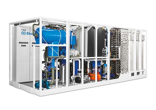 Transformer Oil regeneration plant - REOIL