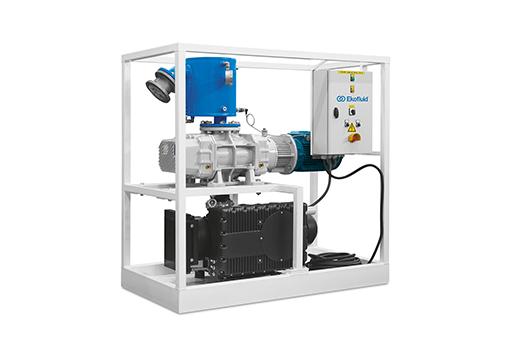 Transformer vacuum equipment - VACOIL